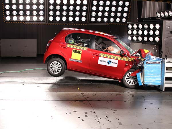 Made In India Toyota Etios Gets Four Star Global Ncap Nmc1