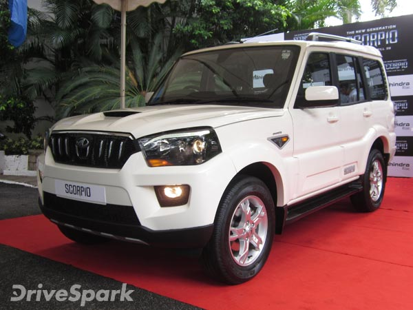 Mahindra Scorpio Facelift India Launch Date Revealed