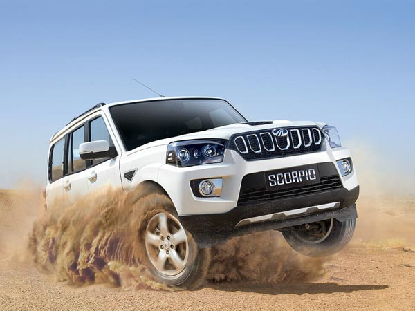 2017 Mahindra Scorpio Facelift Launched In India; Prices Start At Rs 9.97 Lakh