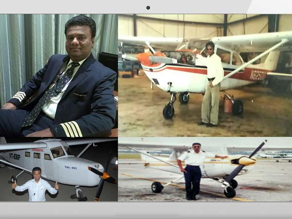 This Man Built His Own Airplane To Earn Flying Licence