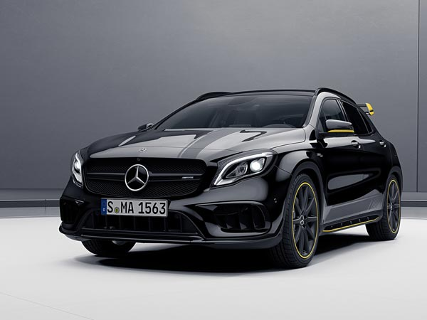 mercedes-amg gla 45 launched in india