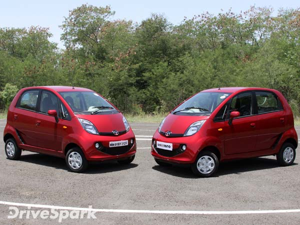 Narendra Modi Unveil Tata Nano Electric India Nmc1