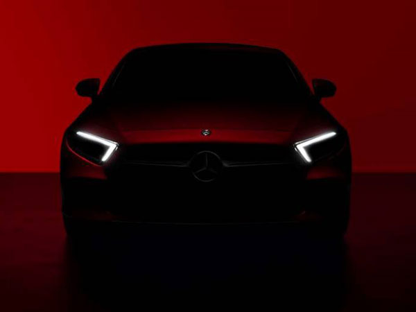 Next Generation Mercedes Benz Cls Teased Ahead Of La Auto Show Reveal