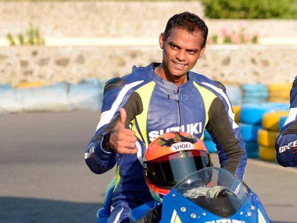 Rajini Krishnan's Race Bike Sabotaged During Final Round Of National Racing Championship In Delhi