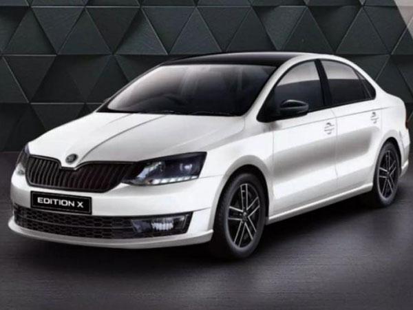 Skoda Rapid Edition X Replaces Monte Carlo Edition
