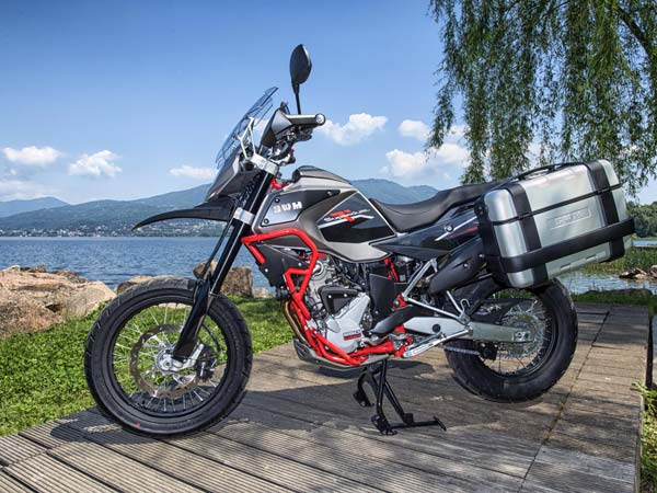 SWM Superdual India Launch Details Revealed