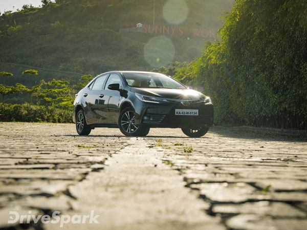 Toyota Corolla Altis Facelift First Drive Review