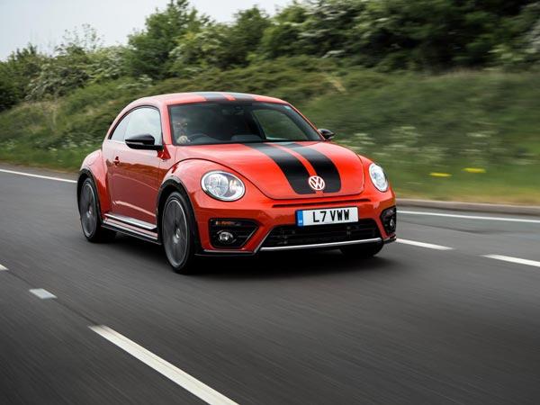 Volkswagen Beetle Electric Development