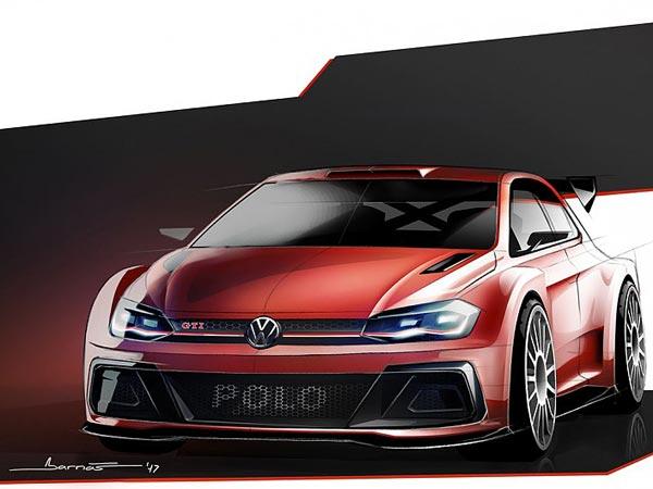 Volkswagen Wrc Return Polo Gti R5