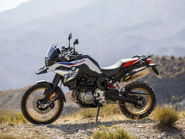 2018 Auto Expo: BMW Motorrad To Introduce F750 GS And F850 GS In India