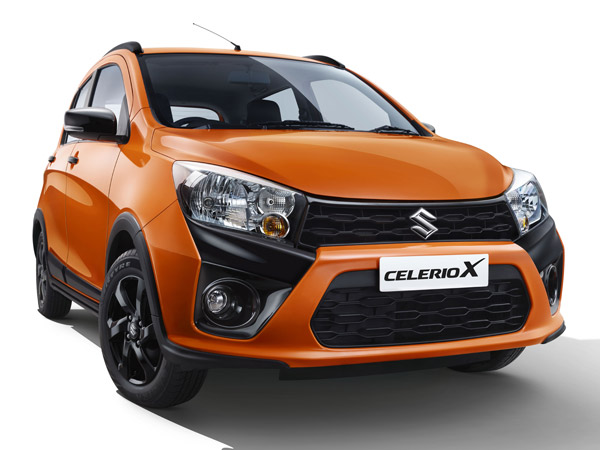 Maruti CelerioX Launched In India; Launch Price, Specifications, Mileage & Images