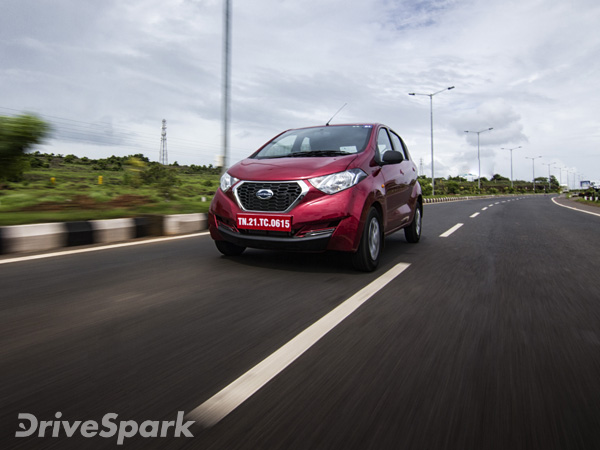 Datsun Redi-GO AMT India Launch In 2018 January