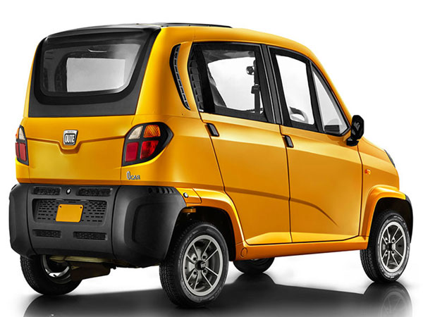 Bajaj Qute May Finally Hit Indian Roads