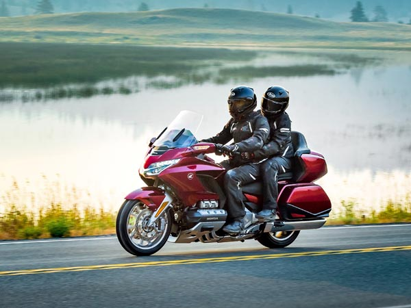 Honda Goldwing Launched In India; Launch Price, Specifications, Features & Images
