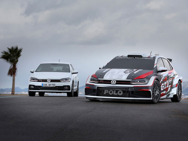 volkswagen polo gti r5 rally car unveiled drivespark news. Black Bedroom Furniture Sets. Home Design Ideas