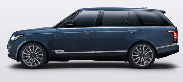 Range Rover Autobiography By SVO Bespoke Launched In India; Launch Price & Specifications