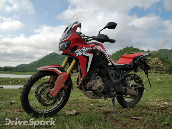 New Middleweight Honda Africa Twin Adventurer Motorcycle In The Works