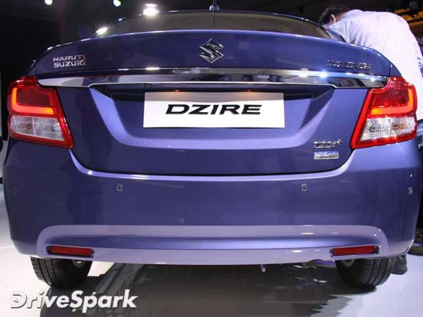 Maruti Dzire Recalled In India Over Faulty Rear Wheel Hub
