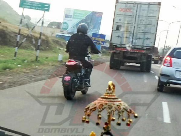 Benelli Leoncino Scrambler Spotted Testing In India