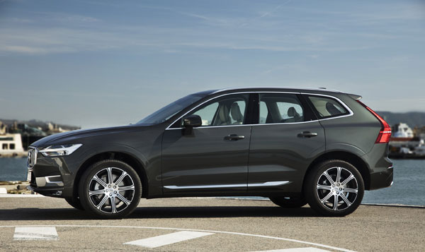 Volvo XC60 Launched In India; Priced At Rs 55.90 Lakh