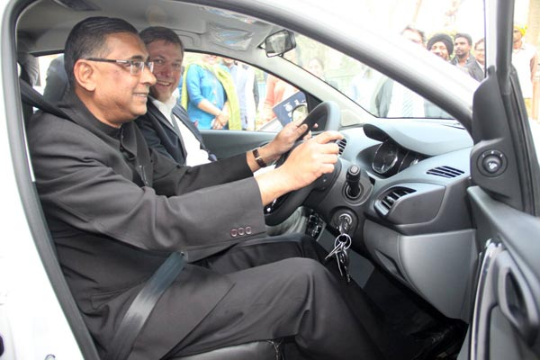 Tata Motors Delivers First Batch Of Tigor EV To EESL