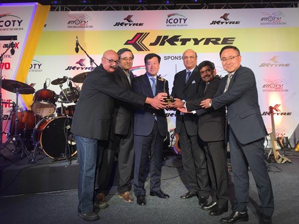 Next Gen Hyundai Verna Wins Indian Car Of The Year Icoty