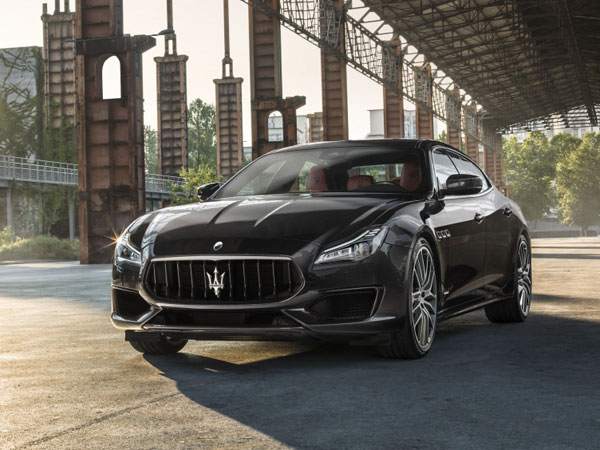 2018 Maserati Quattroporte Gts Launched In India Launch Price
