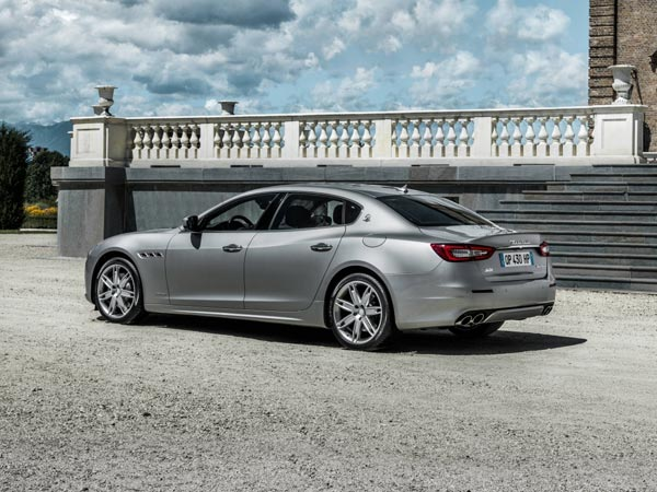 2018 Maserati Quattroporte GTS Launched In India; Launch Price, Specifications, Features & Images