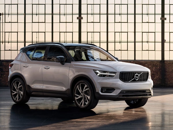 volvo xc40 india launch details specification features images expected price drivespark news. Black Bedroom Furniture Sets. Home Design Ideas