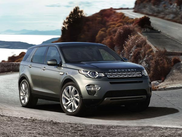 2018 Land Rover Discovery Sport Launched In India Prices