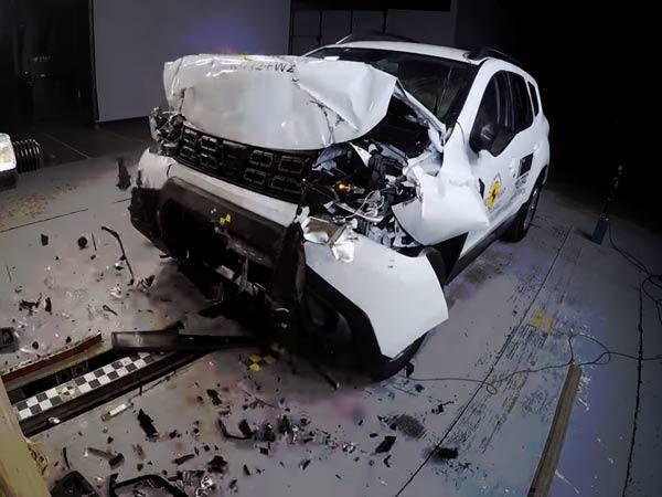 2017 Dacia Duster Scores 3 Star Rating In Euro Ncap Crash Test