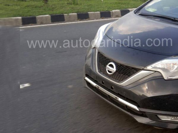 Nissan Note e-Power Spotted Testing In India