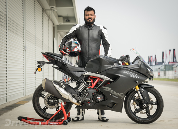 TVS Apache RR 310 Review: First Ride Review Report