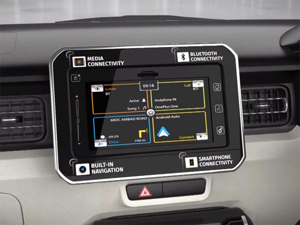 Maruti Suzuki Updates SmartPlay Infotainment System With