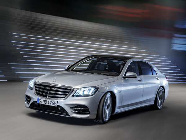 2018 mercedes benz s class facelift india launch details revealed drivespark news. Black Bedroom Furniture Sets. Home Design Ideas