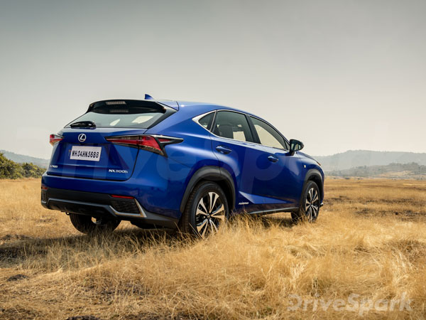 Lexus India pegs NX300h starting price at Rs 53.18 lakh