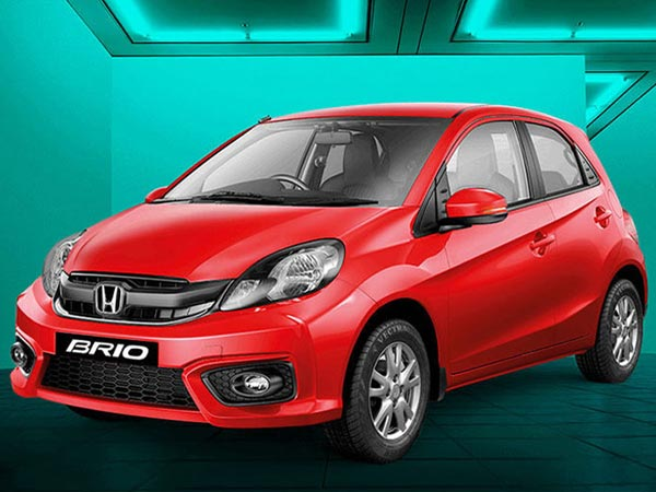 Honda Plans To Launch Brio-Based Electric Car In India
