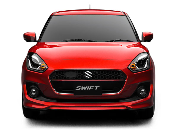 2018 Maruti Swift Spotted During TVC Shoot In India