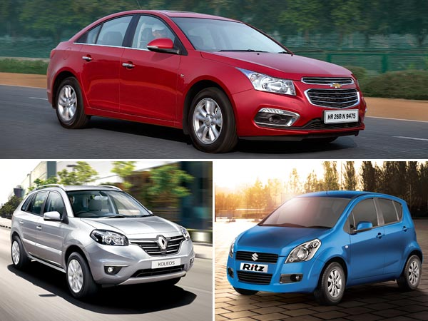 Cars Discontinued In India 2017