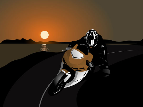 Full Moon Causes Motorcycle Accidents, States New Study — We Explain