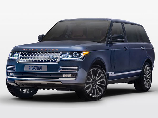 Range Rover Autobiography By SVO Bespoke Launched In India; Priced At Rs 2.80 Crore