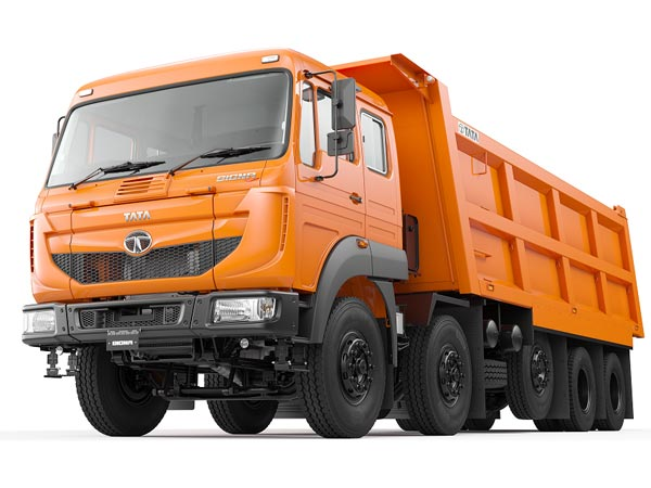 Tata Motors To Introduce New Range Of Heavy-Duty Tippers; Gets New Technology