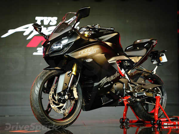 Top 10 Things To Know About The TVS Apache RR 310