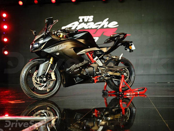 TVS Apache RR 310 Event: Live Launch Updates - DriveSpark News