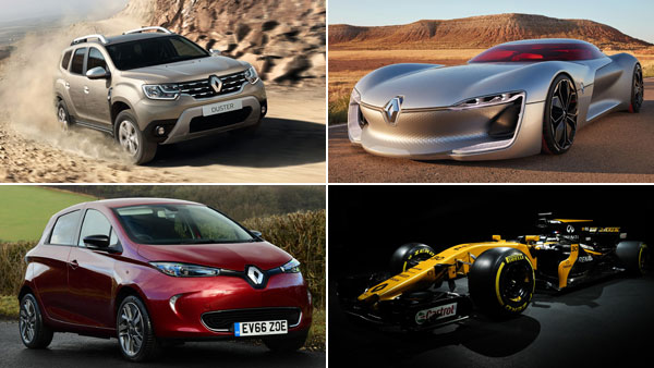 Renault Upcoming Cars At 2018 Auto Expo Drivespark News