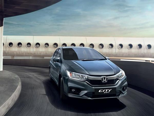Highest-Selling Mid-Size Sedan In 2017 In India: Honda City