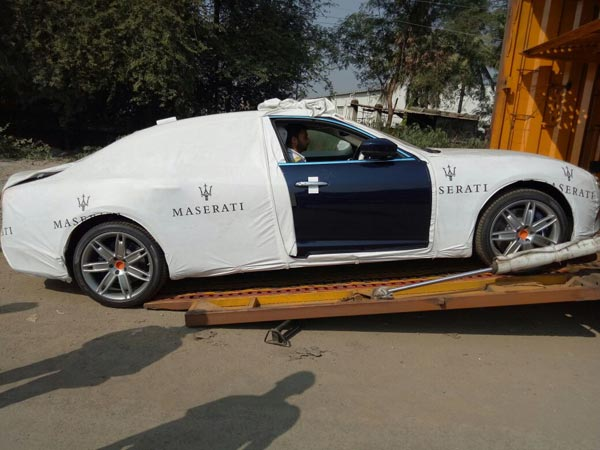First 2018 Maserati Quattroporte GTS Arrives In India; Images, Features, Specifications & Price