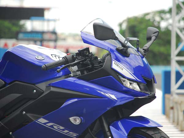 Yamaha YZF-R15 V3.0 India Launch Date Revealed