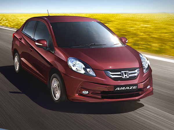 Next-Gen Honda Amaze To Launch Soon In India — More Details Revealed