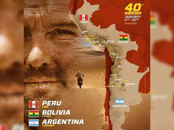 France's Despres takes Dakar Rally lead